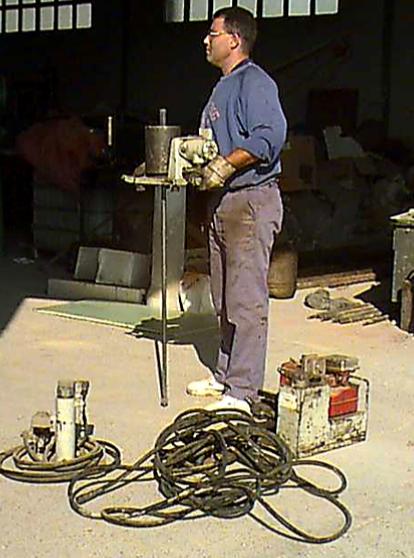 penetrómetro dinámico DPM