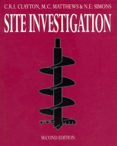 SITE-INVESTIGATION